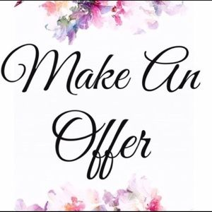 Make an offer and save!!!